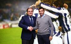 La Real Sociedad oficializa el fichaje de Asier Garitano