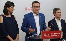 Diego Conesa dice que los Presupuestos Generales dejan «desnortada a la Región»