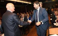 López Miras anuncia que el Pacto Regional del Agua se firmará el 2 de junio
