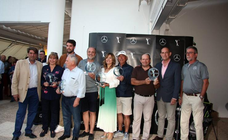 Dimovil Mercedes Benz y Golf Altorreal celebran 24 años de alianza