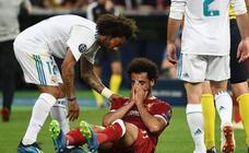 Las mejores imágenes del Real Madrid-Liverpool