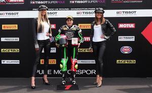 Carrasco logra en Donington Park su segunda pole consecutiva
