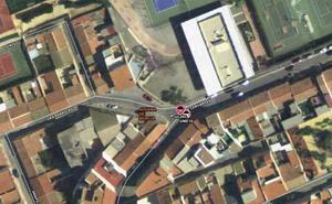 Herida en Alhama una mujer al caerle parte del techo de su vivienda en la cabeza
