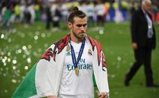 Bale: «Quizás me quede en el Madrid y quizás no»