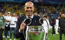 Zidane: «Cristiano se tiene que quedar, sí o sí»