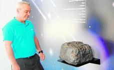 El meteorito de 1858 aterriza en el Mudem