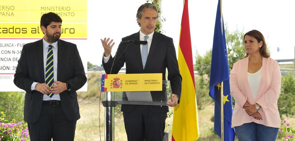 Los arcos de Murcia esperan el visto bueno del Consejo de Ministros