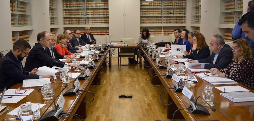 Comunidad y Fomento acuerdan la «llegada del AVE» a Cartagena en 2021