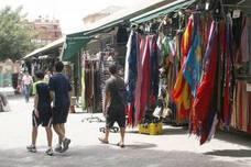 Cs quiere que el mercadillo de los hippies de San Esteban sea BIC