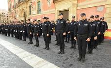La oposición de policías de Murcia dependerá de la aprobación del Presupuesto de 2018