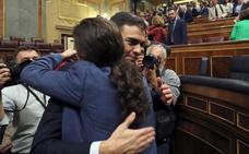 Iglesias: «Estamos a disposición del presidente»