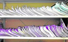 Más de 5.300 asuntos desbordan el juzgado hipotecario en su primer año