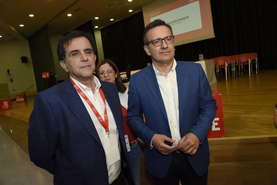 Conesa: «Sánchez tendrá en cuenta las necesidades de la Región sin titulares vacíos»