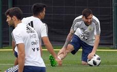 Amenazan con quemar camisetas de Messi si Argentina juega en Jerusalén