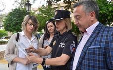 Los comerciantes de Murcia dispondrán de un 'botón del pánico' para avisar a la Policía