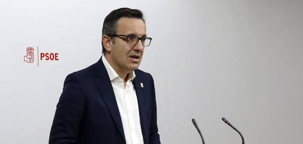 Diego Conesa será proclamado candidato socialista a la Comunidad esta semana