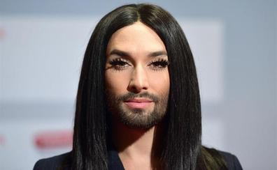 El radical cambio de look de Conchita Wurst