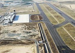 Sacyr pide el preconcurso de acreedores para el aeropuerto de Corvera
