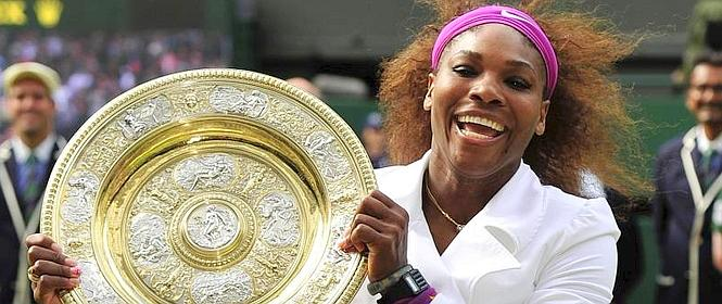 Serena Williams se adjudica su quinto Wimbledon