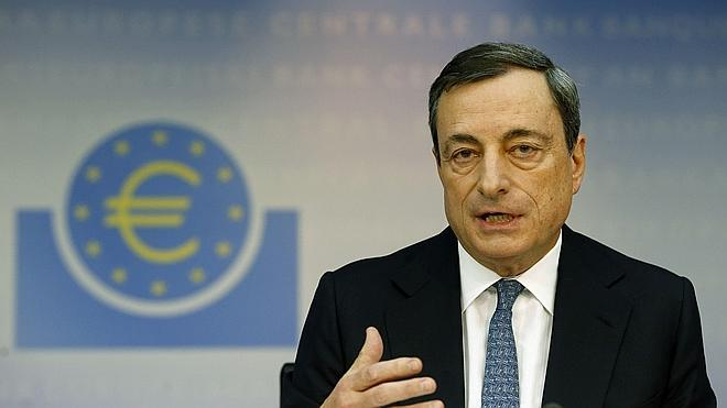 Draghi anticipa una posible intervención del BCE en junio