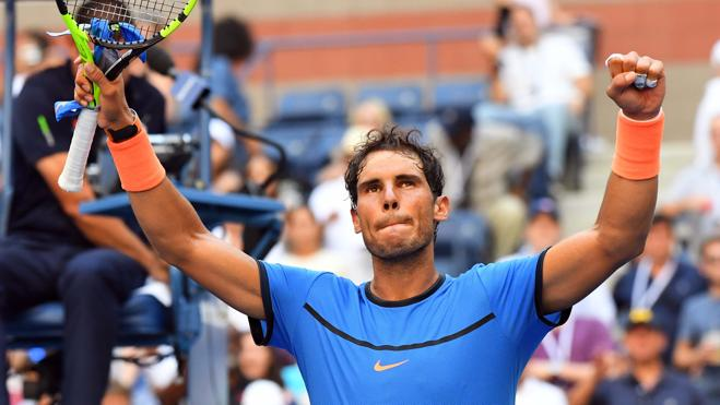 Nadal supera con suficiencia su primer test en Nueva York