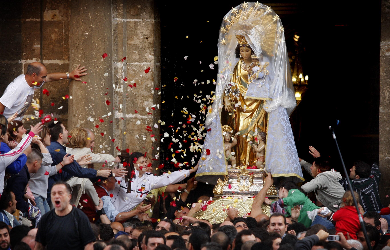 Virgen de los Desamparados (Geperudeta)