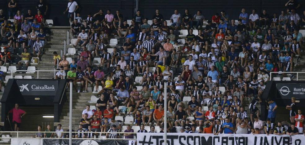 El Efesé es el cuarto club con más abonados de Segunda B