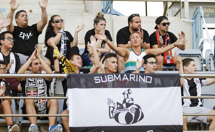 El Ejido 2012 3-3 FC Cartagena