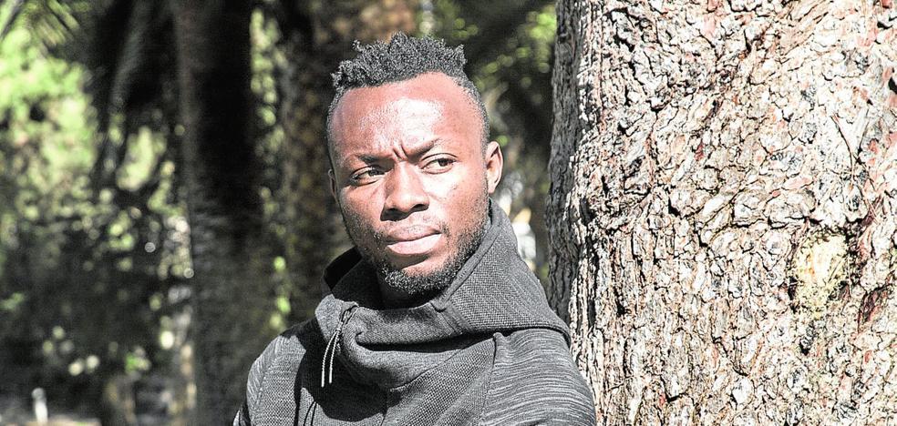 Owusu Kwabena: «Mis primos y mis tíos no saben que soy futbolista en España»