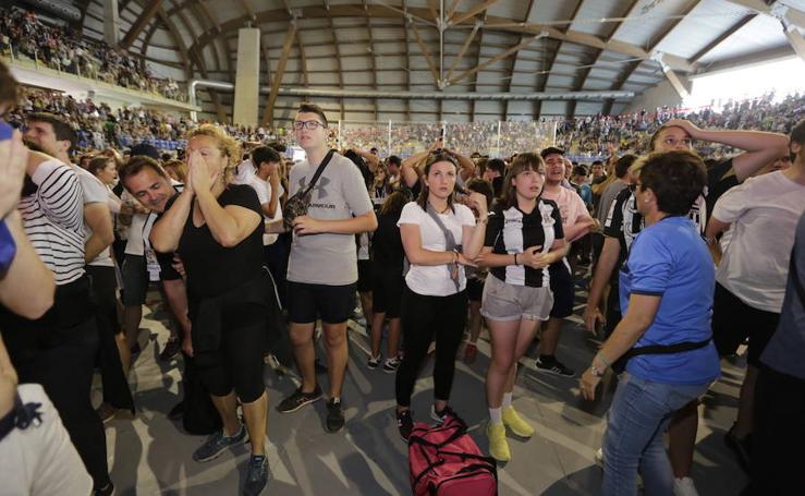 Tristeza en Cartagena tras la derrota del Efesé