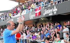 Monteagudo: «Perder un ascenso en el 97 y estar en la final es algo muy difícil»
