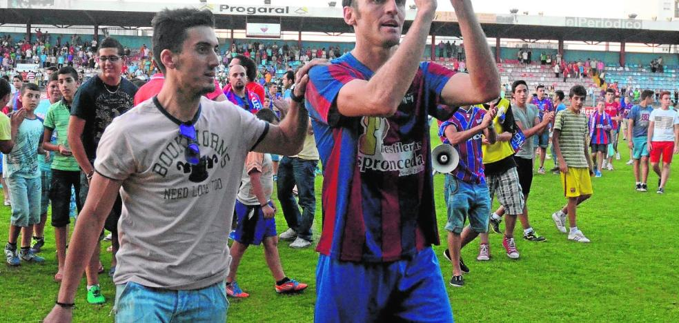 Sabino: «Veo al Extremadura lanzadísimo»