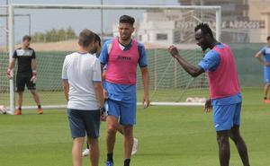 El TAD mantiene el castigo a Sergio Jiménez, que no jugará la eliminatoria contra el Extremadura