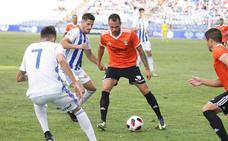 Al Cartagena se le olvida el gol en Huelva