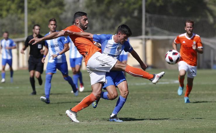 El Efesé gana al filial del Málaga por dos goles a domicilio