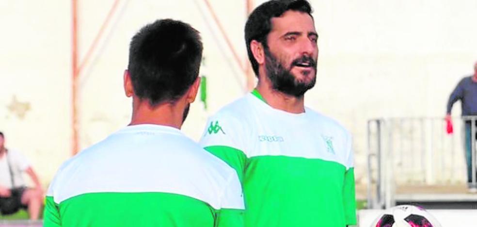 Dani Güiza revive antes de venir al Cartagonova