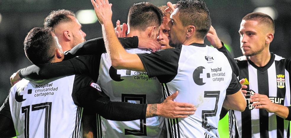 Rubén Cruz trae la calma antes del derbi