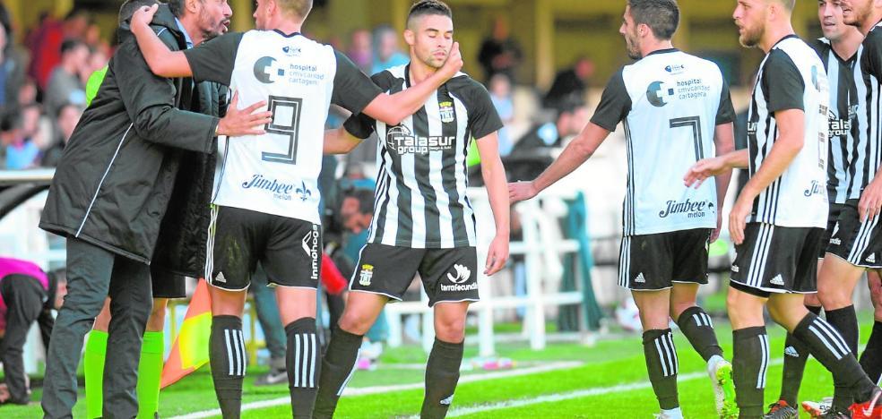 Munúa mejora a Monteagudo
