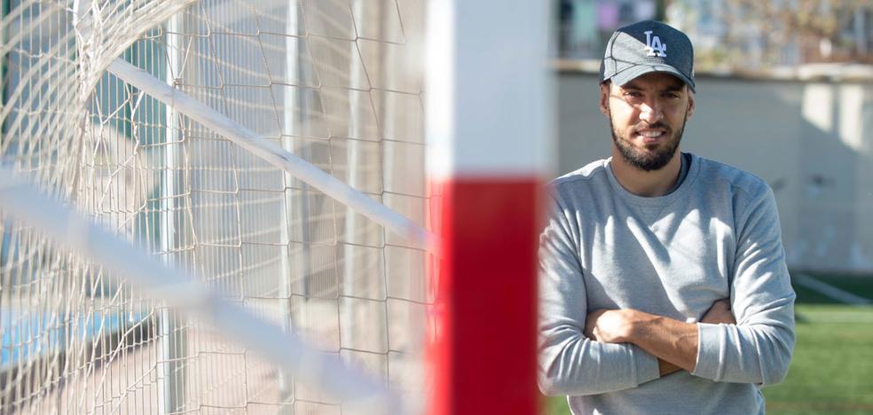 Sergio Jiménez: «Sé que si hubiera estado a mi nivel, hoy seguiría en el Cartagena»