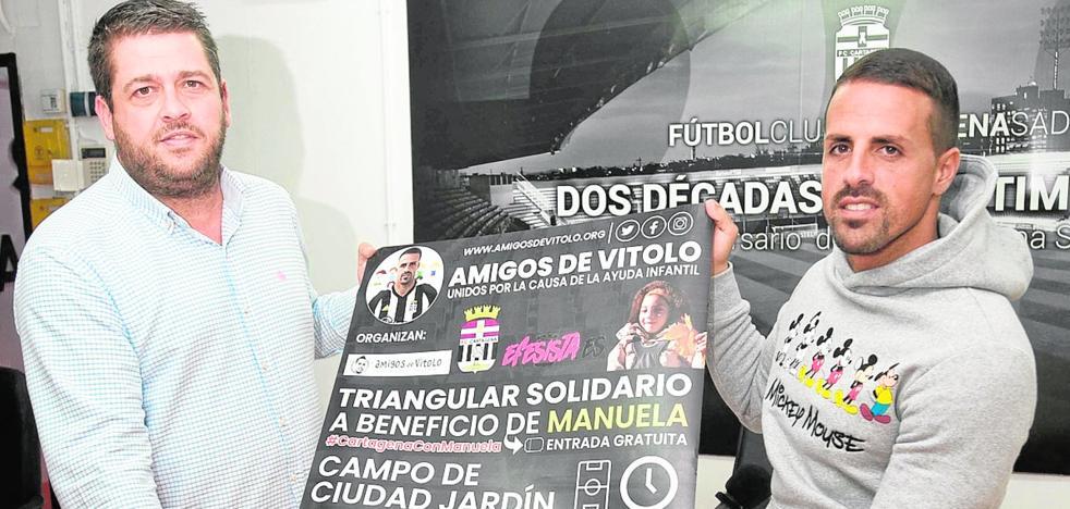Vitolo, mucho más que fútbol