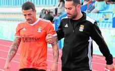 Vitolo: «Ya me rompí la nariz una vez y no me perdí ningún partido»