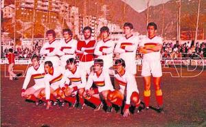 El Efesé, con la tricolor en Andorra