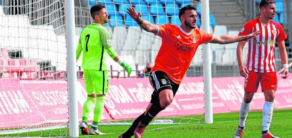 Con Elady no basta contra un insolente Almería B
