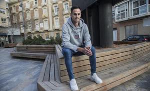 Rubén Cruz: «Siempre pienso que voy a jugar, pero pasan las jornadas y no lo hago»