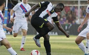 Moussa: «Me siento culpable. Cada día me acuerdo de mi oportunidad en Majadahonda»
