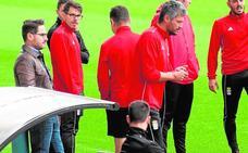 Belmonte: «A lo mejor hay que darle protagonismo a otros jugadores»