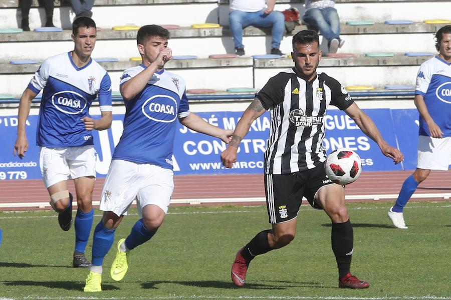 El partido entre San Fernando y FC Cartagena, en fotos
