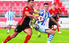 Ponferradina, Mirandés y Villarreal B, posibles rivales