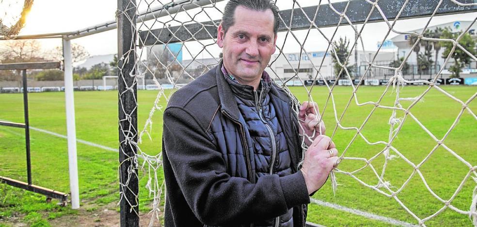 Moreno Boluda: «El objetivo es jugar el 'playoff' de ascenso»