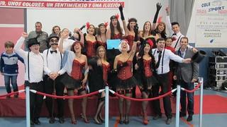 'Moulin Rouge' triunfa
